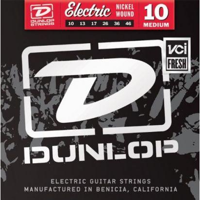 Dunlop Nickel Steel, Medium, 10-46