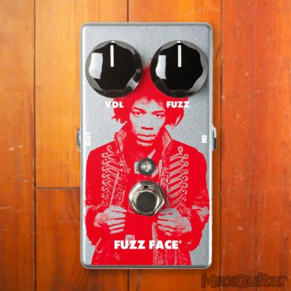 Dunlop JHM5 Fuzz Face Distortion