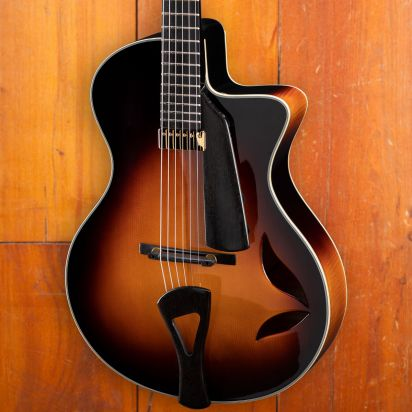 Eastman FV880CE Sunburst