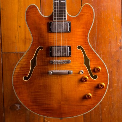 Eastman T59/v Antique Amber