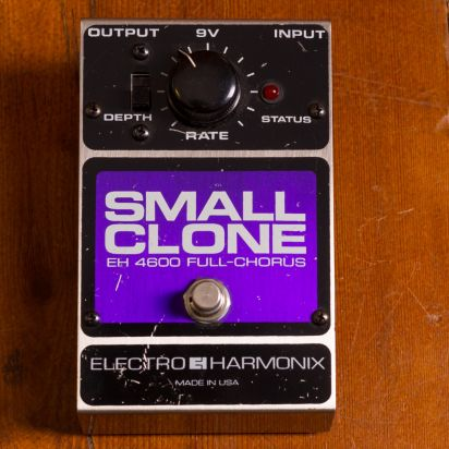 Electro Harmonix Vintage- Small Clone EH4600 sfull Chorus