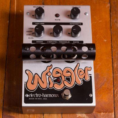 Electro Harmonix Wiggler Vibrato Pedal