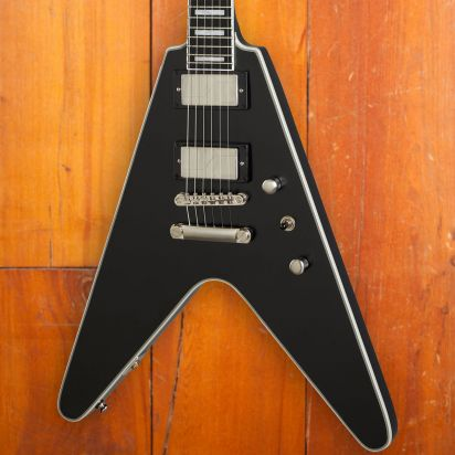 Epiphone Flying V Prophecy, Black Aged Gloss