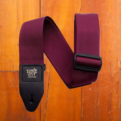 Ernie Ball Bordeaux Strap, 5cm