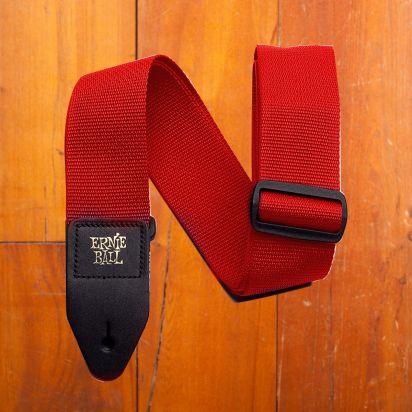 Ernie Ball RED Strap, 5cm