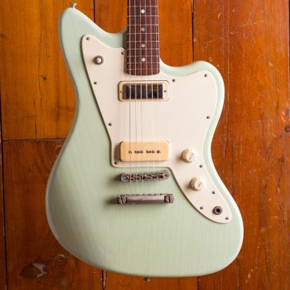 Fano JM-6 Sonic Blue / Surfgreen