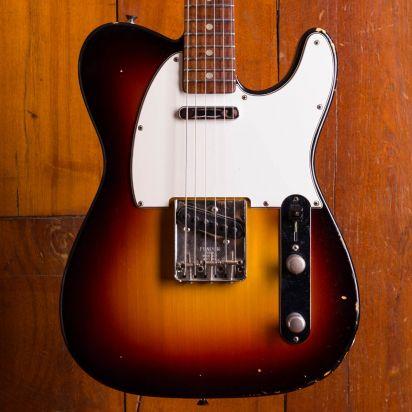 Fender Esquire Telecaster Sunburst 1967