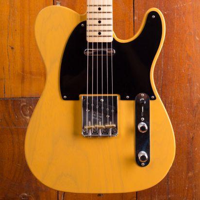 Fender CS 2018 52 Telecaster LCC