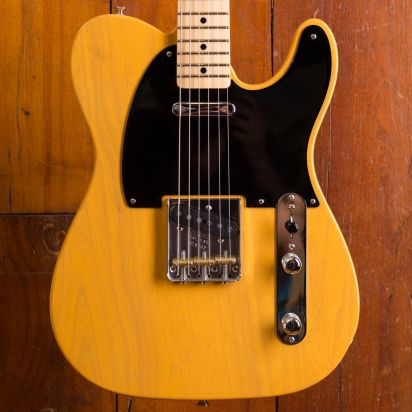 Fender CS 52 Tele NOS Butterscotch Blonde