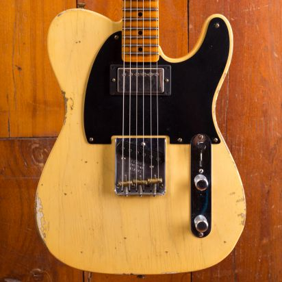 Fender CS 2018 LTD 51 Telecaster HS Relic