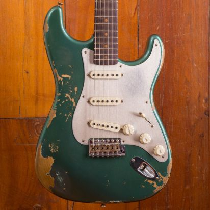 Fender CS 1959 Roasted Strat Heavy Relic ASGM