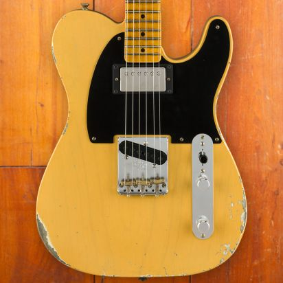 Fender CS LTD 1951 HS TELE REL - ANBL