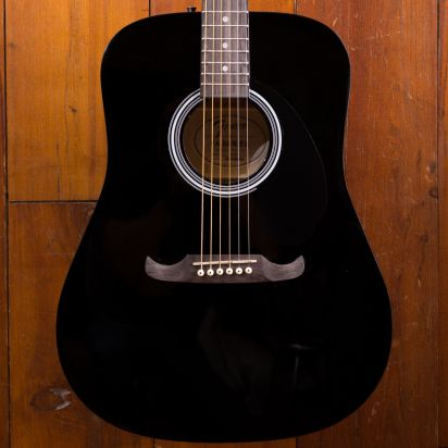 Fender FA-125 BK