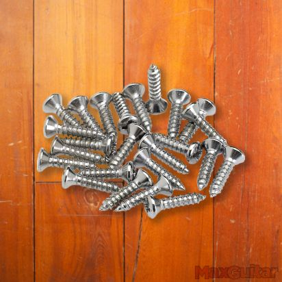 Fender Pickguard/Control Plate Mounting Screws