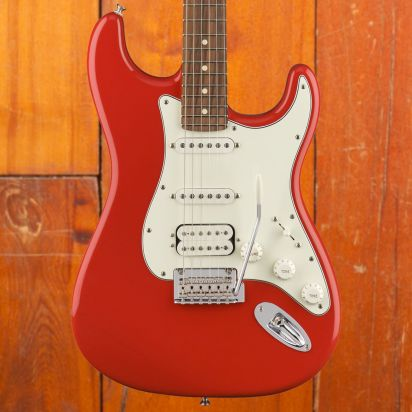 Fender Player Stratocaster Hss Pf Sonic Red