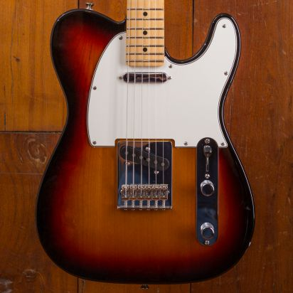 Fender Player Telecaster 3-Color Sunburst