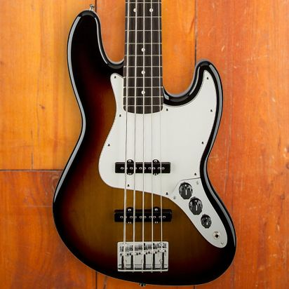 Fender Standard Jazz Bass PF Brown Sunburst