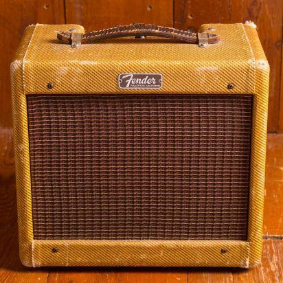 Fender 1956 Tweed Champ 5F1