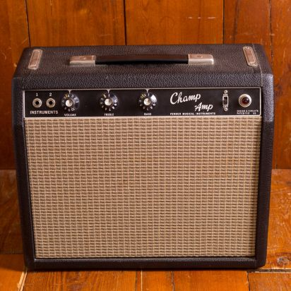 Fender  Champ Amp Blackface