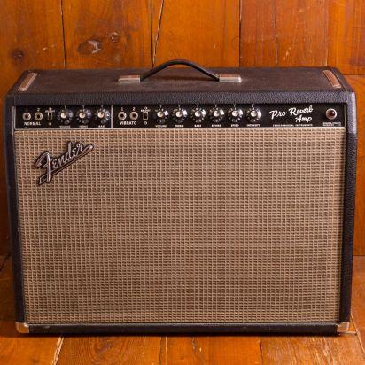 Fender 1966 Pro Reverb Blackface 1966