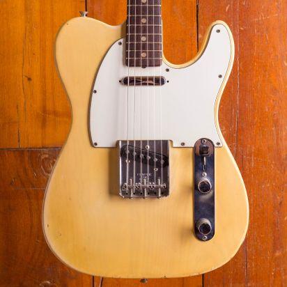Fender 1974 Telecaster Blonde