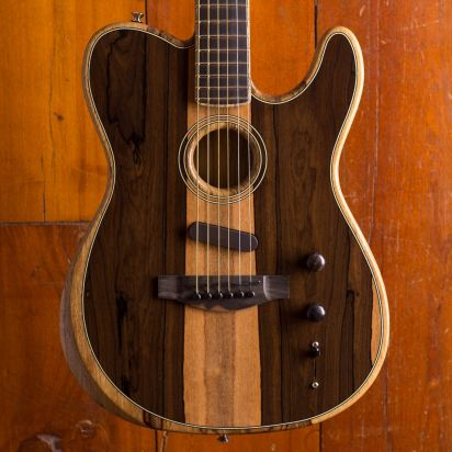Fender Acoustasonic Telecaster Ziricote