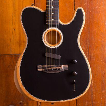 Fender Acoustasonic Telecaster Black