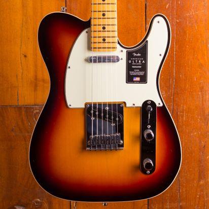 Fender American Ultra Telecaster Maple neck Ultraburst
