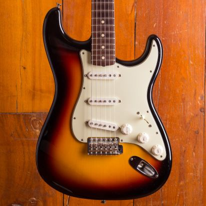 Fender 1960 NOS Stratocaster 3TS 2009