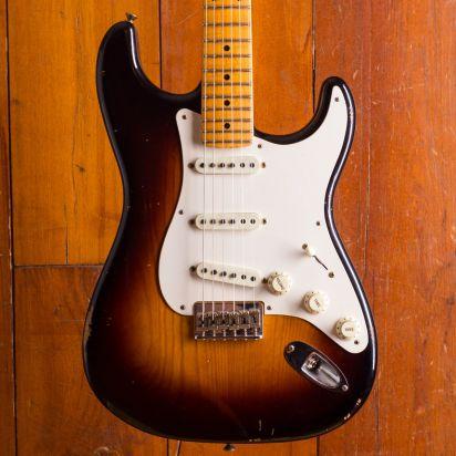 Fender CS 1950s Hardtail Jason Smith Masterbuilt Stratocaster