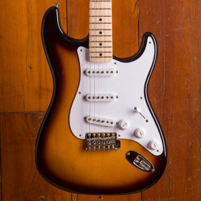 Fender CS 1956 Strat NOS Maple Neck 2-Tone Sunburst