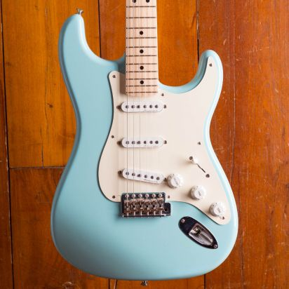 Fender CS Eric Clapton Custom Shop Limited edition Daphne Blue (SOLD!)