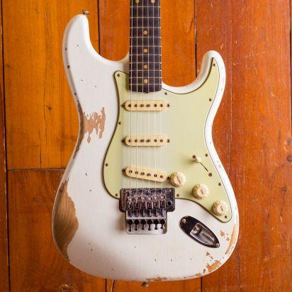 Fender Ger18-418 60 Strat Hvy Rel Rw