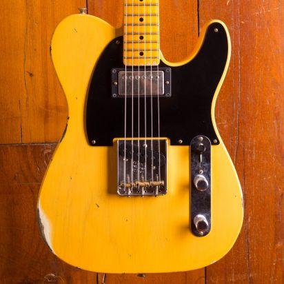 Fender 1951 Telecaster Relic HB BTB