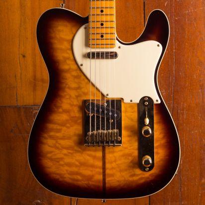 Fender CS Merle Haggard Thinline Telecaster