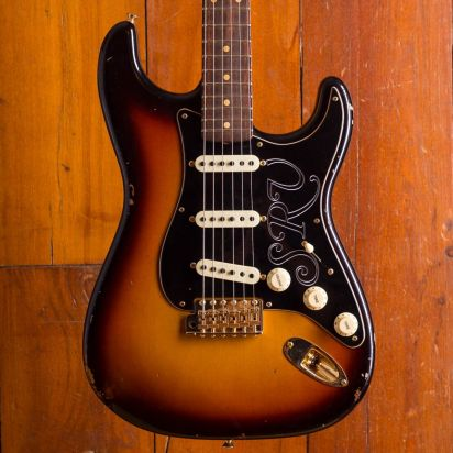 Fender CS Stevie Ray Vaughan Signature Stratocaster Relic