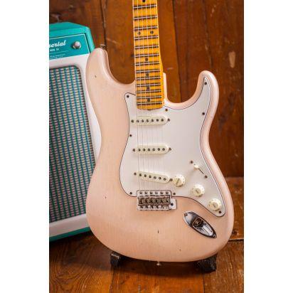 Fender CS 2018 LTD Tomatillo Strat JRN