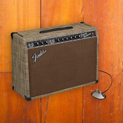 Fender LTD 1965 Deluxe Reverb, Chilewich Bark