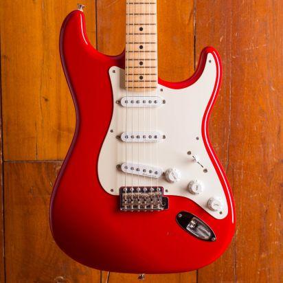 Fender CS Eric Clapton Dale Wilson Master Built Stratocaster, Torino Red