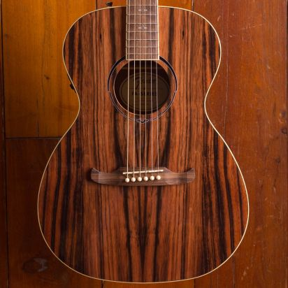 Fender FA-235E Striped Ebony LTD