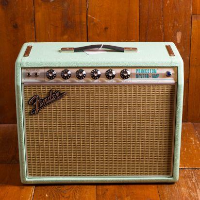 Fender FSR '68 Princeton Reverb Surf Green