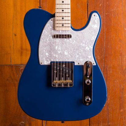 Fender Hybrid Tele Mn Indigo