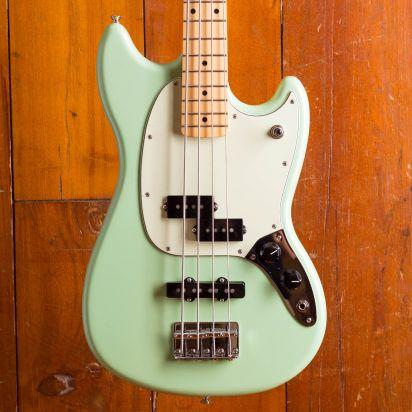 Fender Ltd Mustang Bass