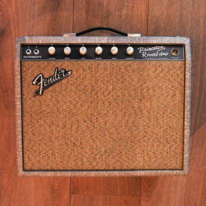 Fender '65 Princeton Fawn FSR Greenback