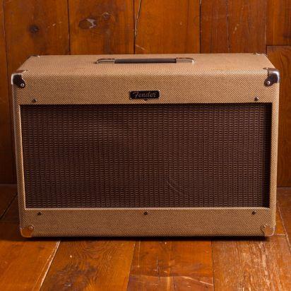 """Diversen """"Fender"""" 2x12 Tweed"""