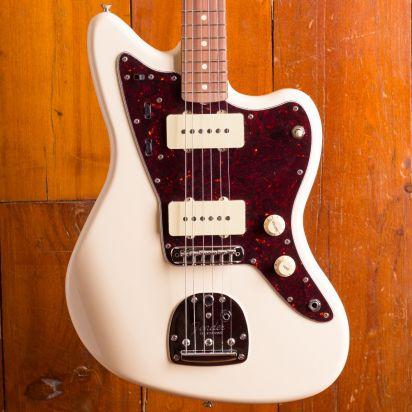 Fender Vintera 1960s Jazzmaster Pau Ferro Fingerboard Olympic White