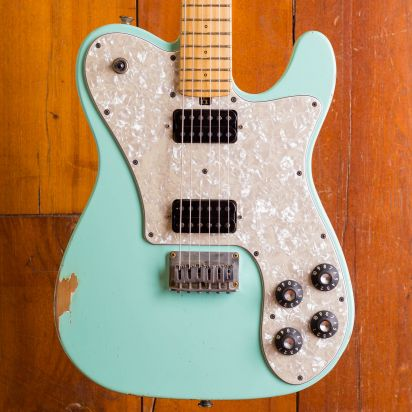 Friedman Vintage T Ebony Board Surf Green