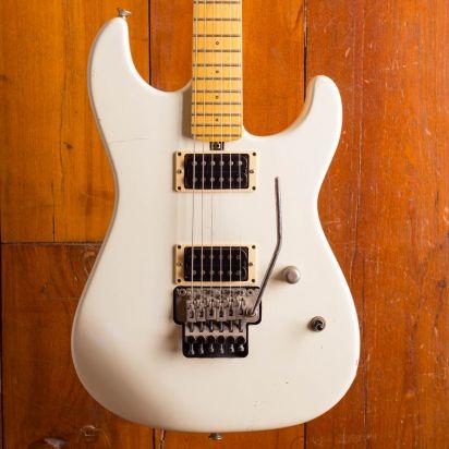 Friedman Cali Guitar, Vintage White HH+