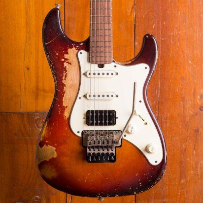 Friedman Vintage-S-AR3TBPH+SS-FH, 3 Tone Sunburst