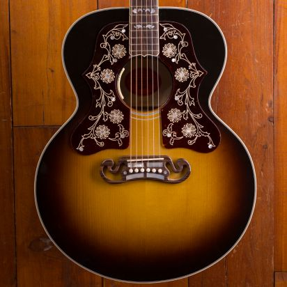 Gibson SJ-200 Bob Dylan Player's Edition LRBaggs Anth,Vin